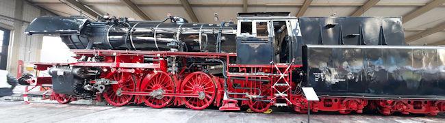 Locomotief serie 23